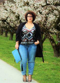 9f7ef228625 Plus Size Fashion - A Plus Size Girl Who Loves Fashion  Portugal Curvy  Curvy Petite