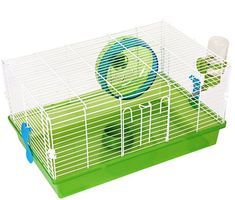 Habitat Hamsters Small Animal Cage For Pet Rat Deluxe Beautiful Mice Room Play Hedgehog Pet Cage, Hedgehog Care, Small Dog Cage, Small Animal Cage, Small Hamster, Guinea Pig Toys, Guinea Pigs, Rabbit Cages, Animal Habitats