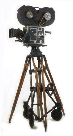 Hand Crank News Reel Camera - Movie Prop | Antiques, Movie ...