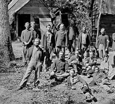 Garry Adelman's Civil War Page 1 hr · Another shot of some of the Michiganders under Sherman.