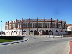 Plaza de toros de Yecla  Murcia España.