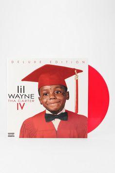 Lil Wayne - Tha Carter IV 2xLP - Urban Outfitters