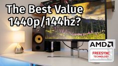 AOC AGON AG271QX Review - Freesync Bliss? AOC has created AGON - The premium line of gaming monitors. Equipped with a 144hz 1440p TN panel - is it any good? Join PC Centric for the full review... Amazon Links: US: http://amzn.to/2gPK67F --- UK: http://amzn.to/2hWXpIA Subscribe To PC Centric For Bi-Weekly PC Gaming and Tech Videos! Follow @PcCentric on Twitter https://twitter.com/PcCentric Like PC Centric on Facebook! http://ift.tt/1KXtSaB Add PC Centric on Instagram: http://ift.tt/2cmEtMy…