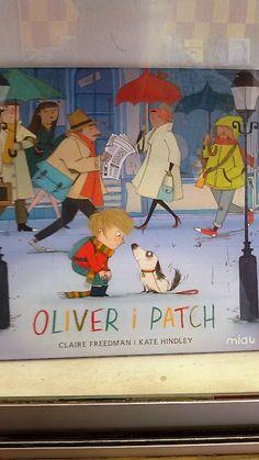 """""""Oliver i Patch"""" de Claire Freedman i Kate Hindley. Jaguar."""