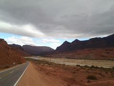 On the way to Cafayate, Salta, Argentina