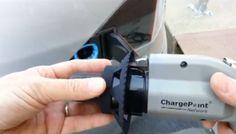 EVANNEX - Tesla Model S Capture Pro Charging Accessory