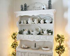 Christmas Hutch   Flickr - Photo Sharing!