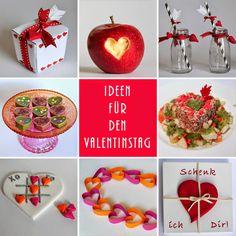 Valentinstag   Liebe   Romantik   Freude Am Kochen Sammlung   Rezepte   DIY    Deko