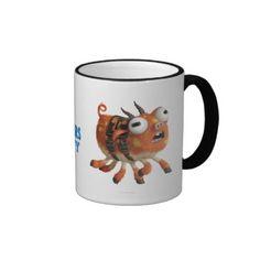 Archie the Pig Coffee Mug #Disney #MonstersUniversity #MonstersInc #Zazzle