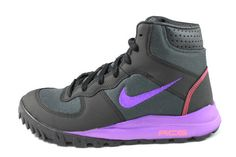 Nike Men's Takos Mid LE Armory Blue/Purple Boots 386356 450 #Shopsneakerkingdom #Deals #IncredibleSales