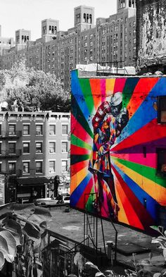 #new #york #high #line #usa #united #states #america #street #art #painting States America, United States, Attraction Tickets, Traveling By Yourself, Stuff To Do, Street Art, This Is Us, The Unit, Tours