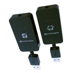 Audioengine W3 Premium Wireless Audio Adapter Audioengine W3 Premium Wireless Audio adapter dapat Memainkan semua musik secara Wireless melalui berbagai macam perangkat audio atau komputer ke speaker Anda. W3 juga menyediakan CD-kualitas suara stereo HD tanpa penurunan kualitas audio.