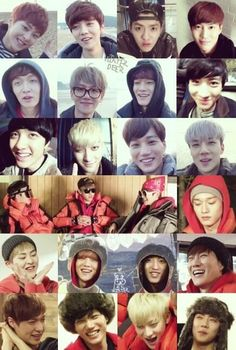 EXO's Showtime just so many funny moments