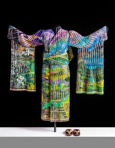 Spring Dawn Kimono · | Markow & Norris, Inc.