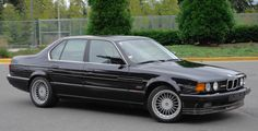 The Coolest BMW 7 Series Ever Made Is for Sale, and It Has a Manual The Alpina B11 3.5 is based off the E32-generation 7 Series, just a lot better.