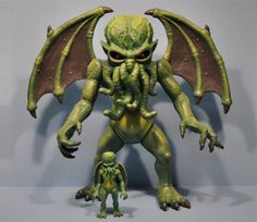 ToyzMag.com » Warpo Toys : les jouets Legends of Cthulhu enfin dispo
