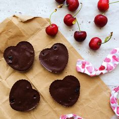 Naturally Meghan | A vegan lifestyle and recipe blog: How to Make Raw Chocolate and a Sour Cherry & Vanilla Raw Chocolate Recipe