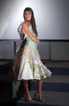 Flora High Low, Flora, Lace, Dresses, Style, Fashion, Fashion Styles, Plants, Dress