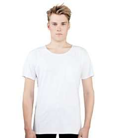Son of a tailor - T-Shirt IN-S No. 1, White Ss16, Menswear, Mens Tops, T Shirt, Collection, Fashion, Supreme T Shirt, Moda, Tee