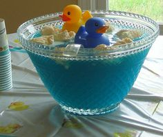 sea-themed baby shower