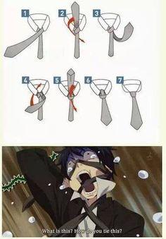 Cx Rin vs. Necktie, the ultimate battle