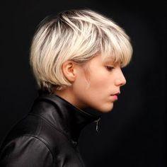 www.estetica.it | Credits Hair: Laurent Mathéo Styling: Dylan Moulins Make up: Meylou Photo: Dorah Products: Redken