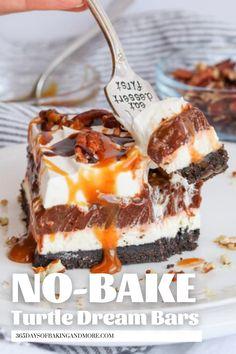 Jello Desserts, Desserts To Make, No Bake Desserts, Delicious Desserts, Yummy Food, Baking Recipes, Cookie Recipes, Snack Recipes, Baking Ideas