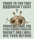 Flying Spaghetti Monster by ~BeautifullyChaotic on deviantART