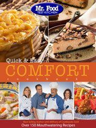 Mr food art ginsburg born in ne york state mr food recipes mr food cookbook forumfinder Images