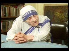 The 5 fingered (five words) gospel of Blessed Mother Teresa - you did it for Me.