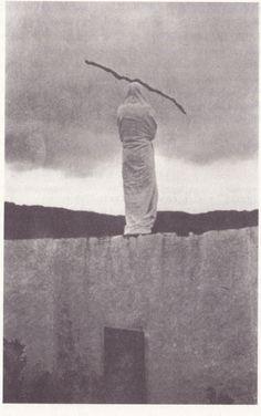 Man Ray - Minotaur, 1934