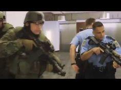 ¿Como actuar ante tiradores Activos? RUN HIDE FIGHT