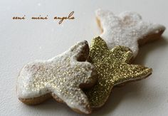 eeni mini christmas angel cookies by nectar and stone