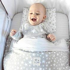 #Babyside cot is the easiest and most convenient way of sharing the bed with your baby, thanks @sisters_and_sons // La cuna Babyside es la manera más cómoda y sencilla de compartir la cama con tu bebé
