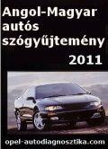 Autódiagnosztika Opel AUTÓDIAGNOSZTIKA hibakódolvasó számítógépes autó diagnosztika