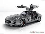 Mercedes Benz suicide doors