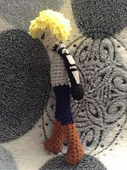 Ravelry: Genos (OnePunch-Man) pattern by Duchess Gala
