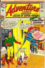 Adventure Comics 351 - Featuring Legion of Superheroes
