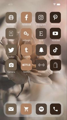 Cozy Aesthetic, Beige Aesthetic, Aesthetic Design, Newest Ios, E Bible, Food Lion, Digital Form, Icon Pack, App Icon