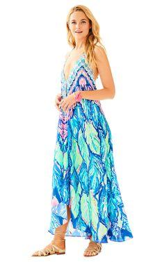 Fayette Beach Maxi Dress