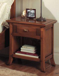 Ocaso One Drawer Bedside Cabinet