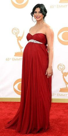 Morena Bccarin-Emmy Awards 2013