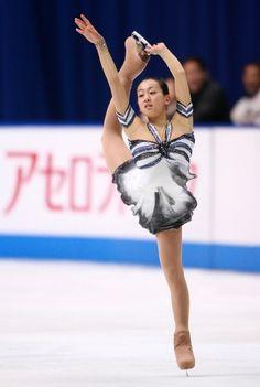 【画像】浅田真央/全日本選手権2007 公式練習