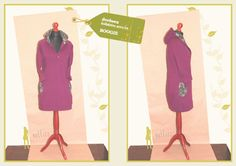 hoodie → hoodie-kleid/hoodie-dress → modell/pattern BOOGIE  → 3/4 Arm/medium-sleeved