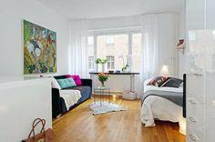 Single Wohnung einrichten - http://freshideen.com/art-deko/contemporary/single-wohnung-einrichten.html