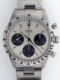 1968 Rolex Daytona - i'm holding onto  my dad's to give to my son one day :)
