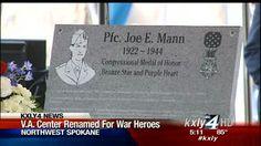 Spokane Veterans Medical Center renamed in memory of Medal Of Honor recipients