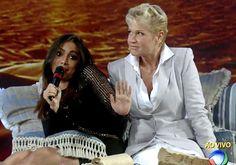 """""""Como você acha que a Sasha nasceu?"""", pergunta Xuxa à Anitta #Anitta…"""