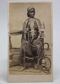 1870-80-SOMALI WOMAN