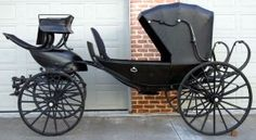 ABE LINCOLN CARRIAGE